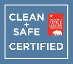 Clean+Safe Certified
