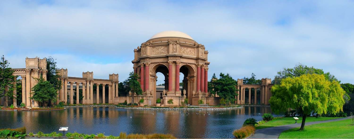 ICONIC SAN FRANCISCO ATTRACTIONS ARE NEARBY