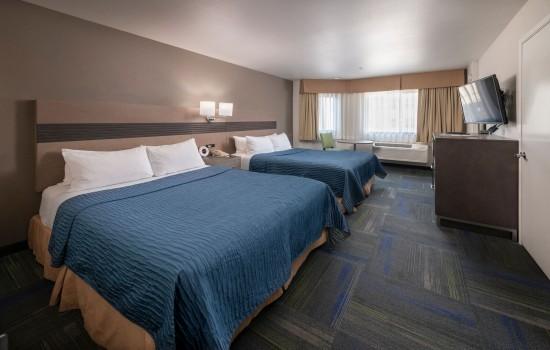 Buena Vista Inn - 2 Queen Beds