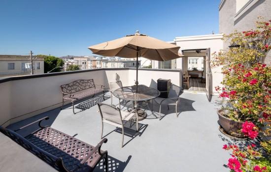 Buena Vista Inn - Relax On The Rooftop Terrace